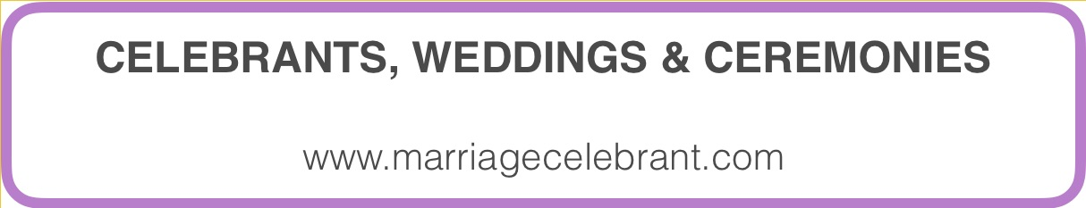 graphic link to marriagecelebrant.com